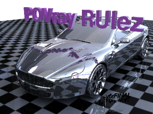 raytracing rules screw you renderman